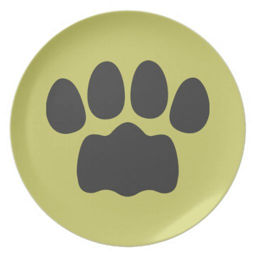 Paw Plate