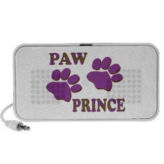 Paw Prince iPod Speakers