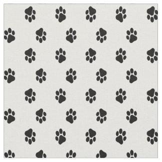 Paw Print Fabric, Animal Prints - Dog or Cat Fabric
