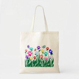 Paw Print Garden bag