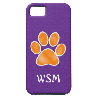 Paw Print -  iPhone5 Case iPhone 5 Cover