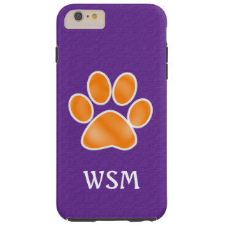 Paw Print -  iPhone6 Plus Case Tough iPhone 6 Plus Case