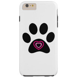 Paw Print iPhone 6 Plus Case
