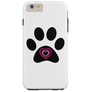 Paw Print iPhone 6 Plus Case