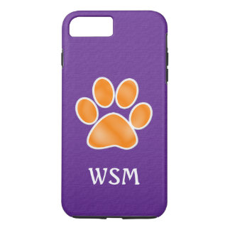 Paw Print -  iPhone 7 Plus Case