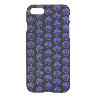 Paw Print iPhone 8/7 Clearly™ Case