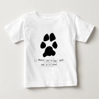 Paw Print Joy Tshirts