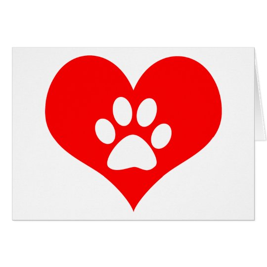 paw print on your heart pet loss memorial