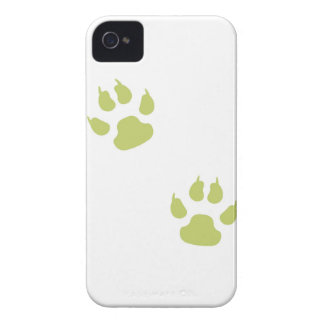 Paw Prints Case-Mate iPhone 4 Case