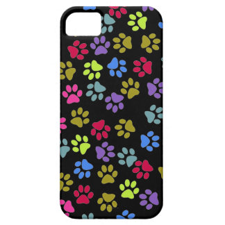 Paw prints dogs cats dog cat print animal pet pet barely there iPhone 5 case