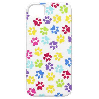 Paw prints dogs cats dog cat print animal pet pet iPhone 5 case