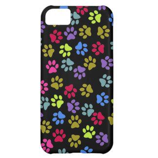 Paw prints dogs cats dog cat print animal pet pet iPhone 5C case