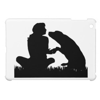 Paw Prints! iPad Case