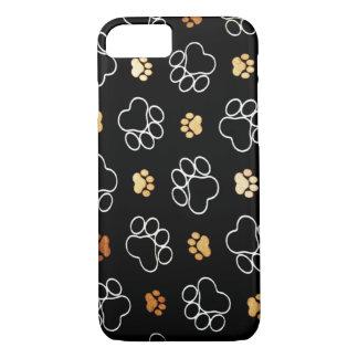 Paw Prints iPhone 7 Case