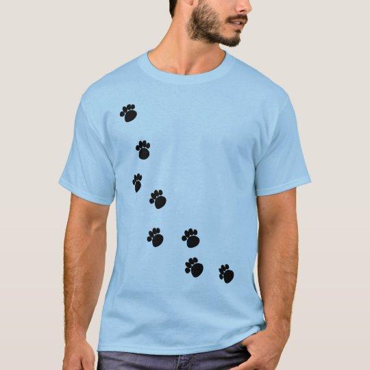 Paw Tracks T-shirt