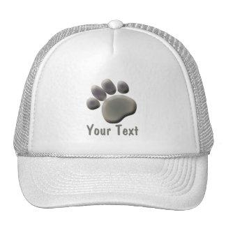 Paw Tracks Veterinarian Business Hat