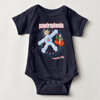 Pawdrophenia Mod Cats In Space Shirt