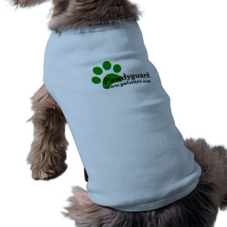 Pawdyguard Dog Shirt (Dog Bodyguard)