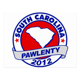 Pawlenty - south carolina postcard