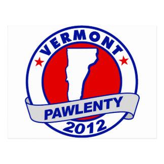 Pawlenty - vermont postcard