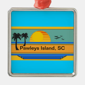 Pawleys Island, SC Christmas Ornament