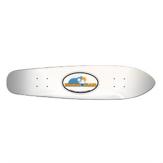 Pawleys Island. Skateboards