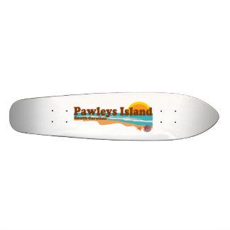 Pawleys Island. Custom Skateboard