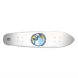 Pawleys Island. Skateboard Deck