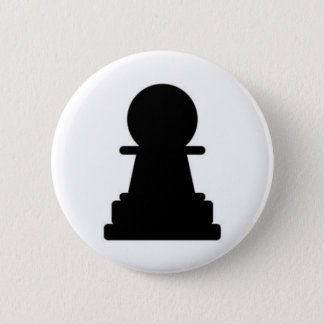 Pawn 6 Cm Round Badge