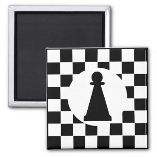 Pawn Chess Piece - Magnet - Chess party Favors