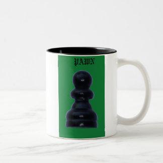 PAWN COFFEE MUGS