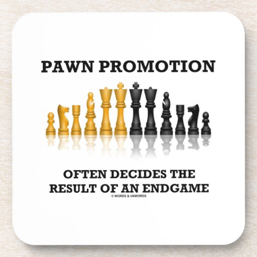 Pawn Promotion Often Decides The Result Of Endgame Coasters