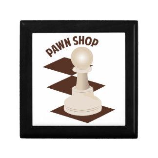 Pawn Shop Jewelry Box