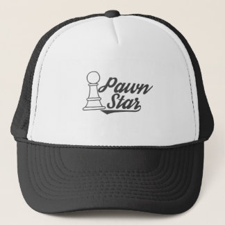 pawn star chess club trucker hat