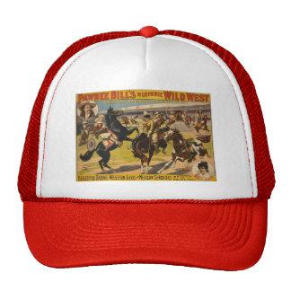 Pawnee Bill's Wild West Show Hat