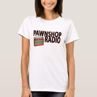 Pawnshop Radio women's fitted T-Shirt