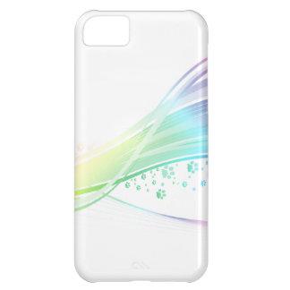 Pawprint Rainbow iPhone 5C Case