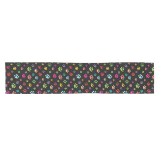 Pawprints Design Table Runner