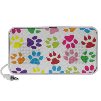 Paws And Claws Portable Speakers