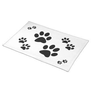 Paws Place Mats