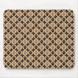 Paws-for-Business Mousepad (Mocha)
