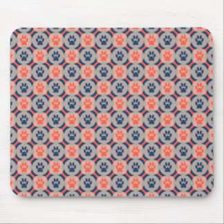 Paws-for-Business Mousepad (Spice/Navy)