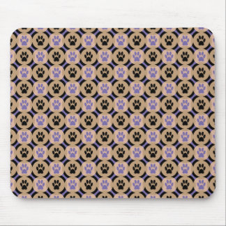 Paws-for-Business Mousepad (Violet)