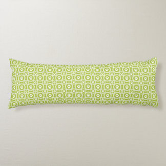 Paws-for-Comfort Body Pillow (Olive)