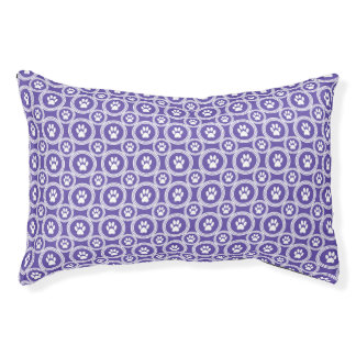 Paws-for-Comfort Pet Bed (Violet)
