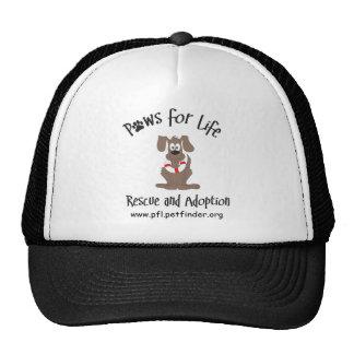 Paws for Life baseball cap Trucker Hat