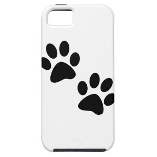 Paws iPhone 5 Cover
