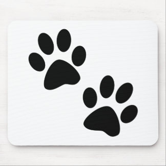 Paws Mouse Mat