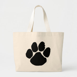 paws range of products jumbo tote bag