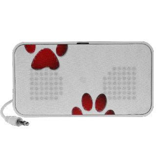 Paws Travelling Speaker